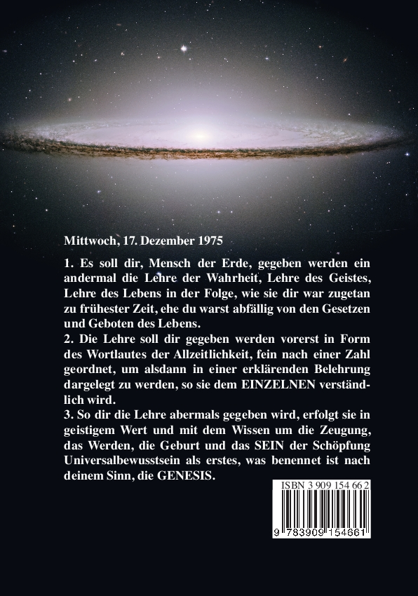click to order this German Book from FIGU Switzerland